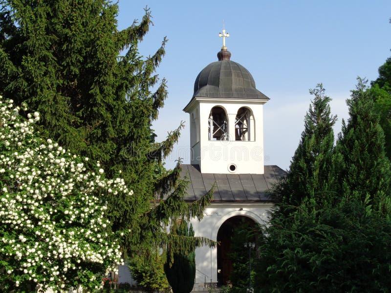 Hodos-Bodrog kloster royaltyfri foto