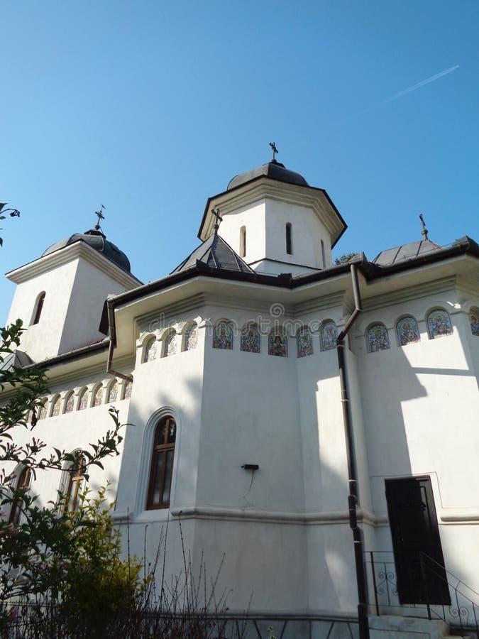 Hodos-Bodrog monaster - Zădăreni, Arad okręgu administracyjnego †'Rumunia obrazy royalty free