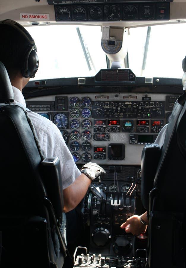 Hoe te om de vlucht te maken royalty-vrije stock foto