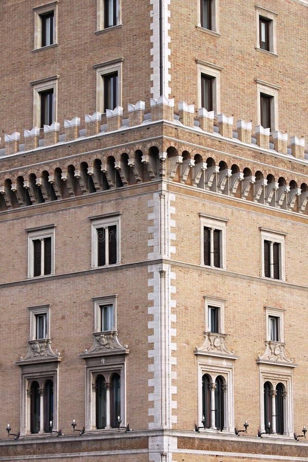 Hoek in Rome royalty-vrije stock fotografie