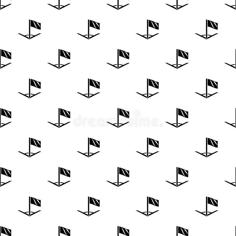 Hoekig voetbalpictogram, eenvoudige zwarte stijl vector illustratie