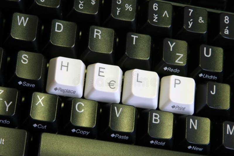 Hoekige de Sleutels van de hulp stock afbeeldingen