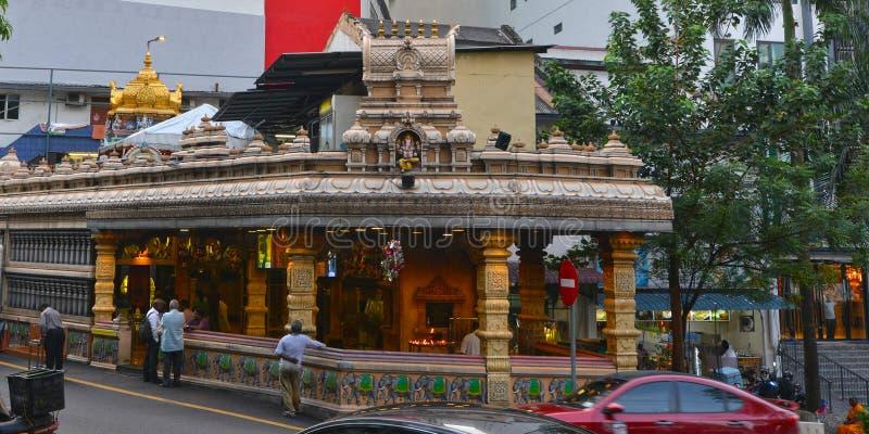 Hof Heuvel Sri Ganesar royalty-vrije stock foto's