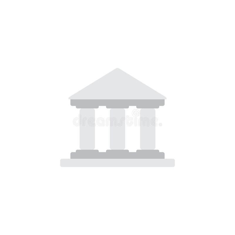 Hof Logo Icon Design vector illustratie