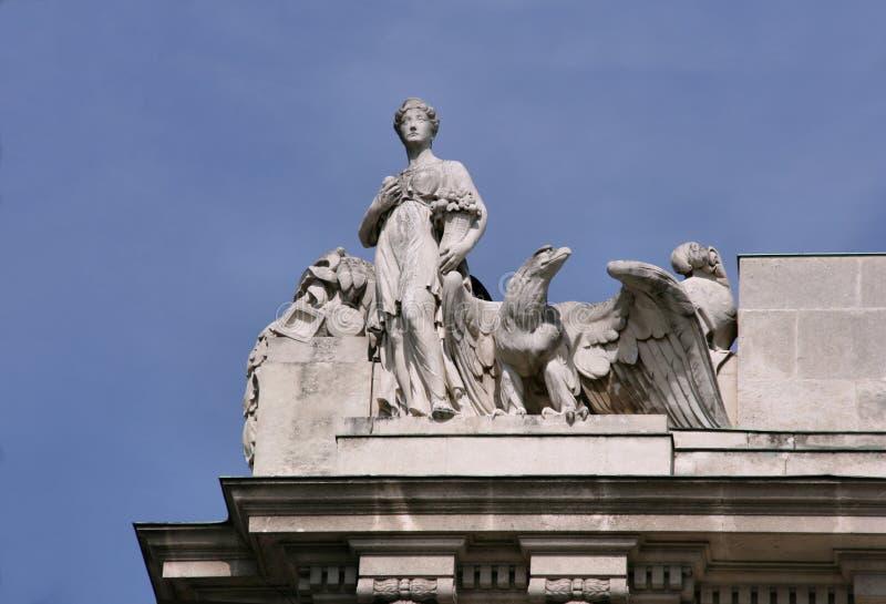 Hofburg en Viena imagen de archivo libre de regalías