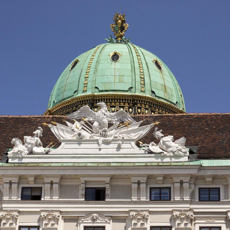 Hofburg imperiału pałac obrazy stock