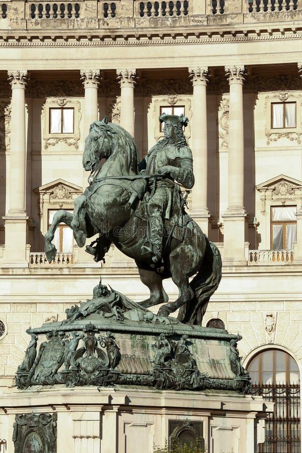 hofburg imperiału pałacu zdjęcie stock