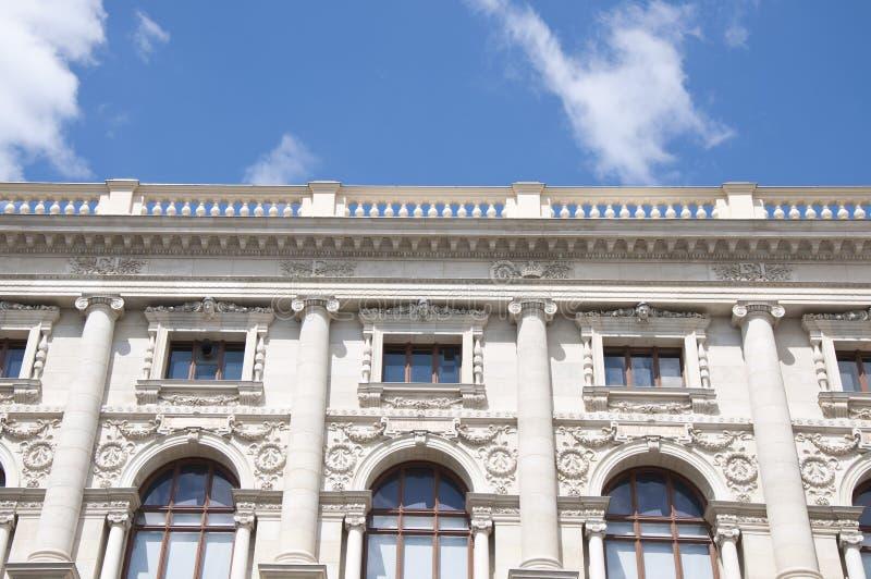 Hofburg Palast in Wien, Österreich stockfotos