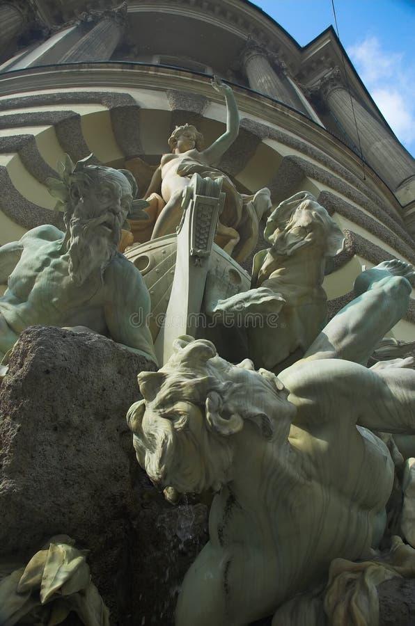 Hofburg, Vienna royalty free stock images