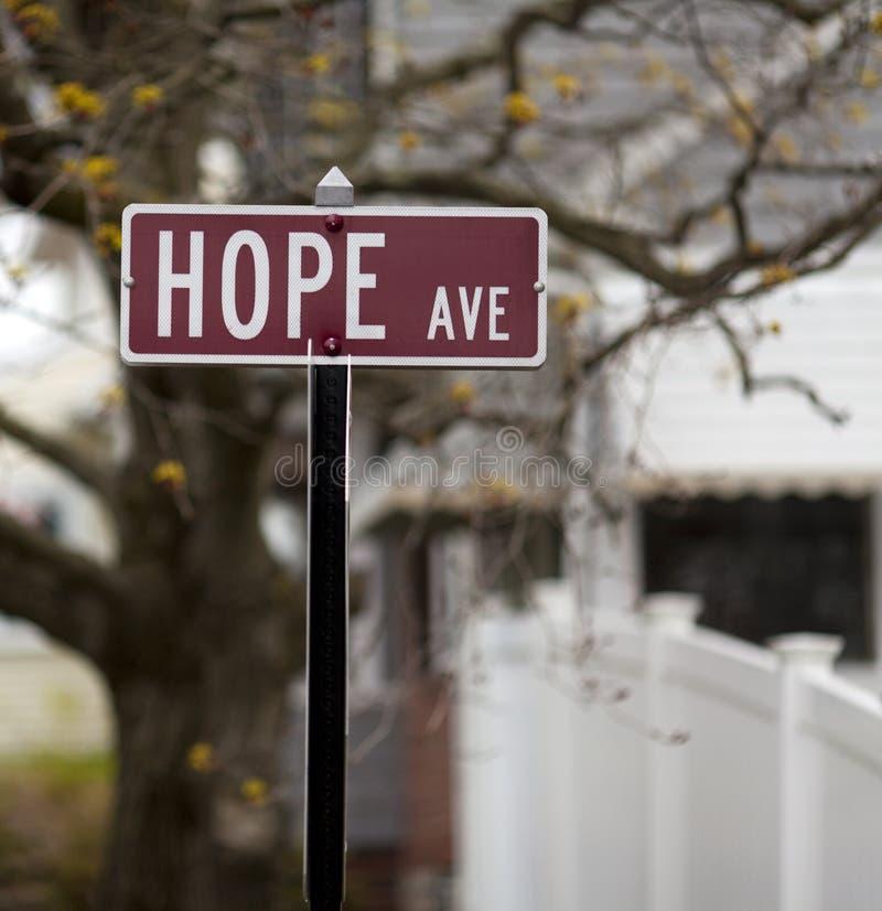 Hoffnung stockbilder