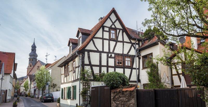 hofheim am taunus wioska Germany zdjęcia royalty free