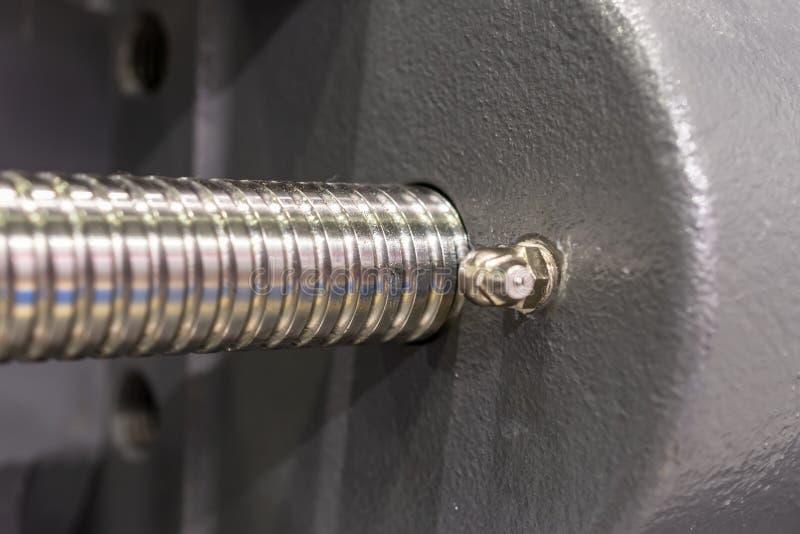 Hoge precisie bal-schroef lineaire actuator voor CNC machine royalty-vrije stock foto's