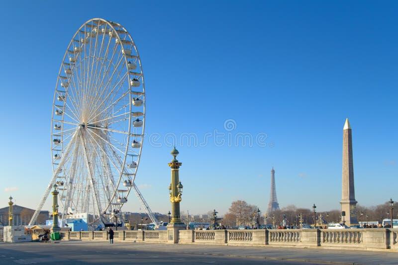 Hoge punten van Parijs royalty-vrije stock foto's