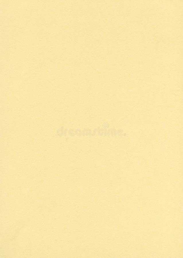 De Textuur van het Document van de vezel - de Chiffon van de Citroen stock afbeelding