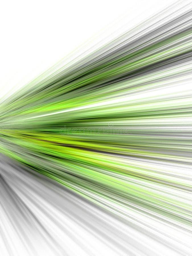 Hoge snelheid stock illustratie