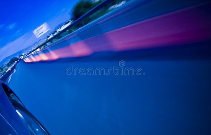 Hoge snelheid stock fotografie