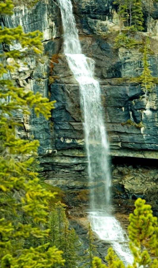 Hoge Waterval royalty-vrije stock afbeeldingen