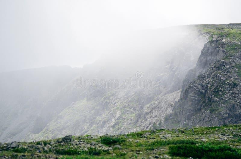 Hoge wolken stock afbeeldingen