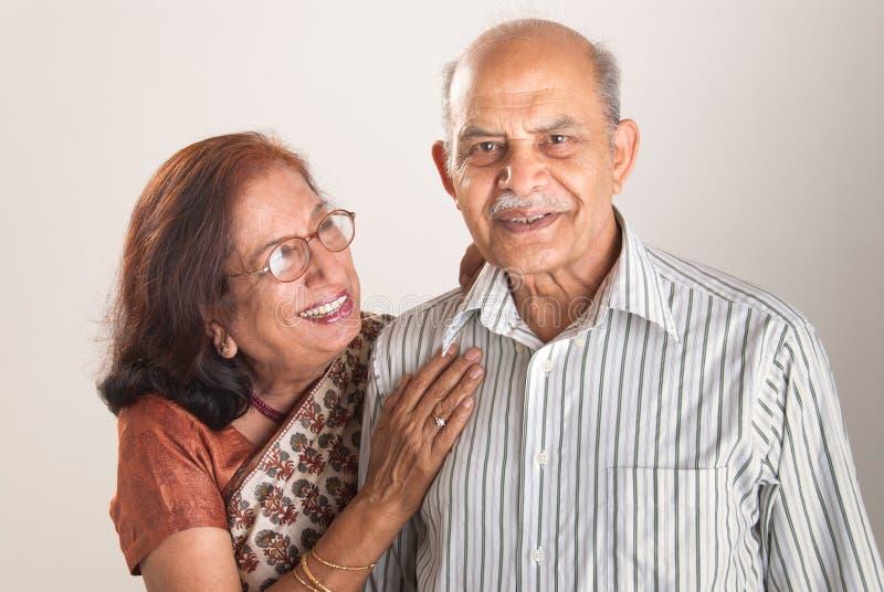 Hoger Indisch paar