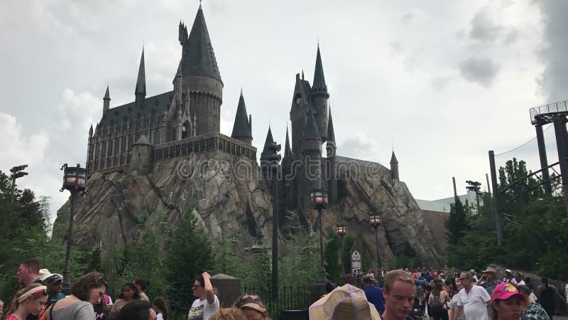 hogwarts fotos de archivo libres de regalías