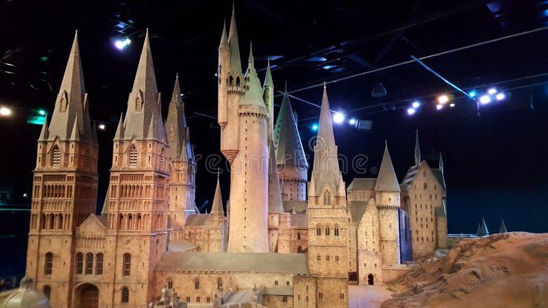 hogwarts zdjęcia royalty free