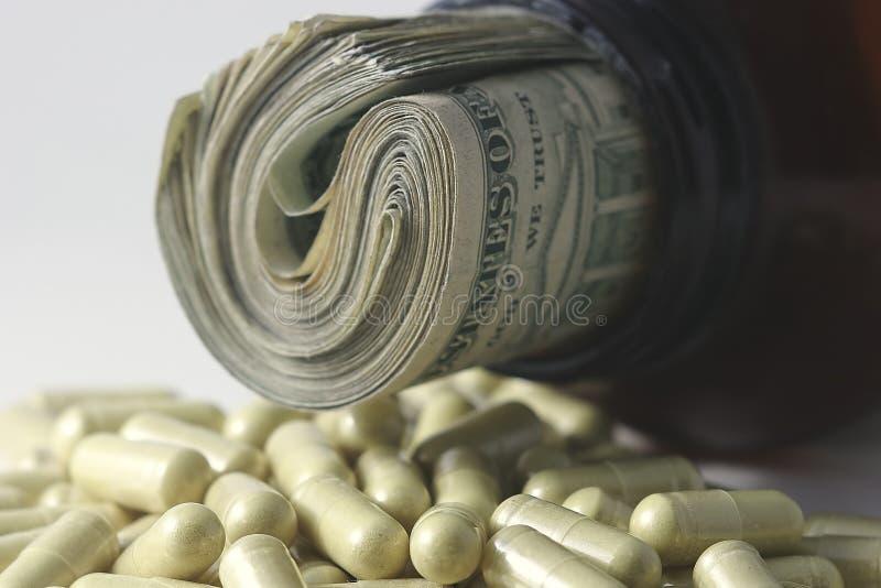 Download Hohe Kosten Gesundheitspflege Stockbild - Bild: 47659