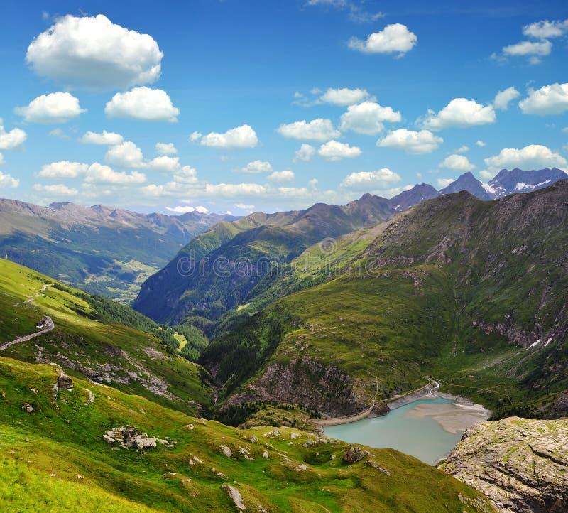 Hohe Tauern, Österreich stockfoto