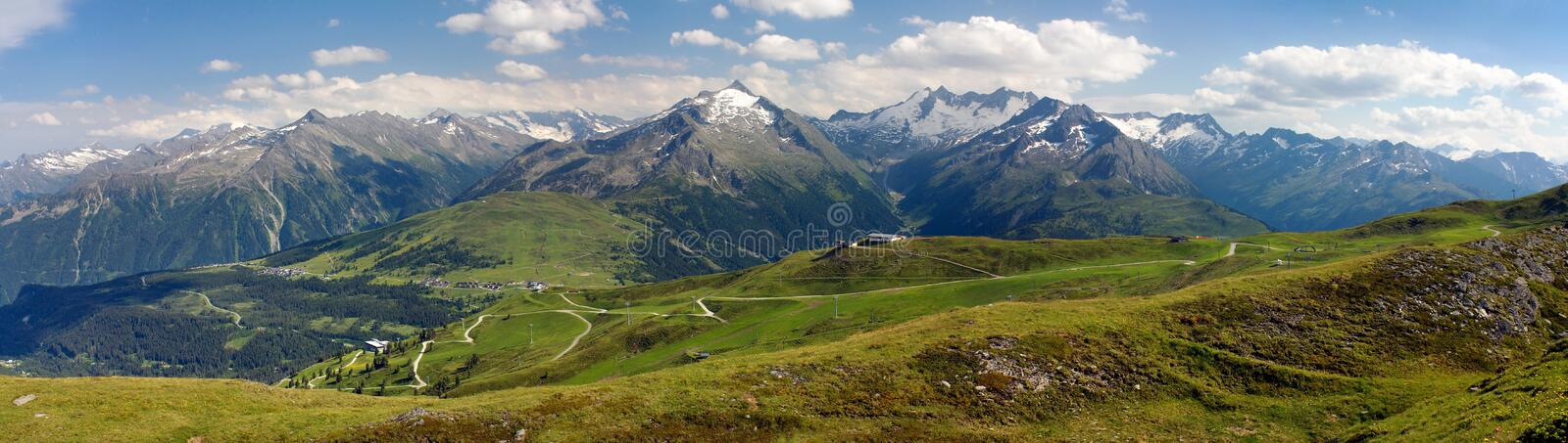 Download Hohe Tauern And Zillertaler Alpen Stock Photo - Image: 27023162