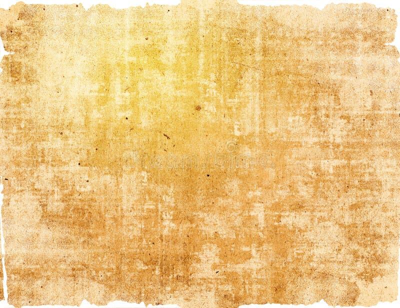 In hohem Grade ausführliches grunge Hintergrundfeld lizenzfreie abbildung