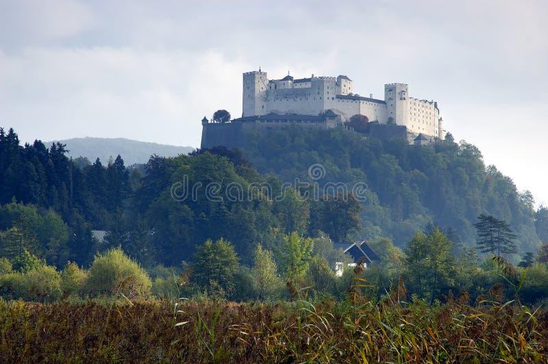 Hohensalzburg royalty-vrije stock foto