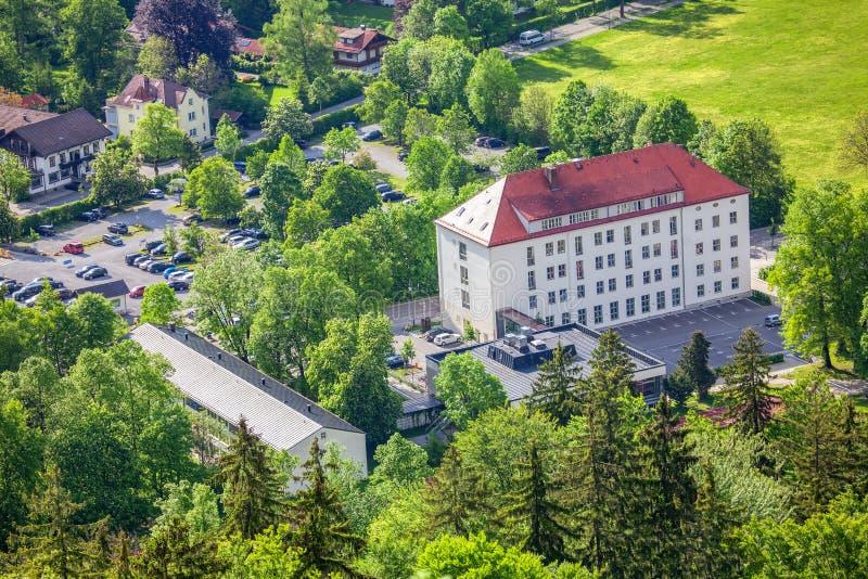 Hohenschwangau 免版税图库摄影