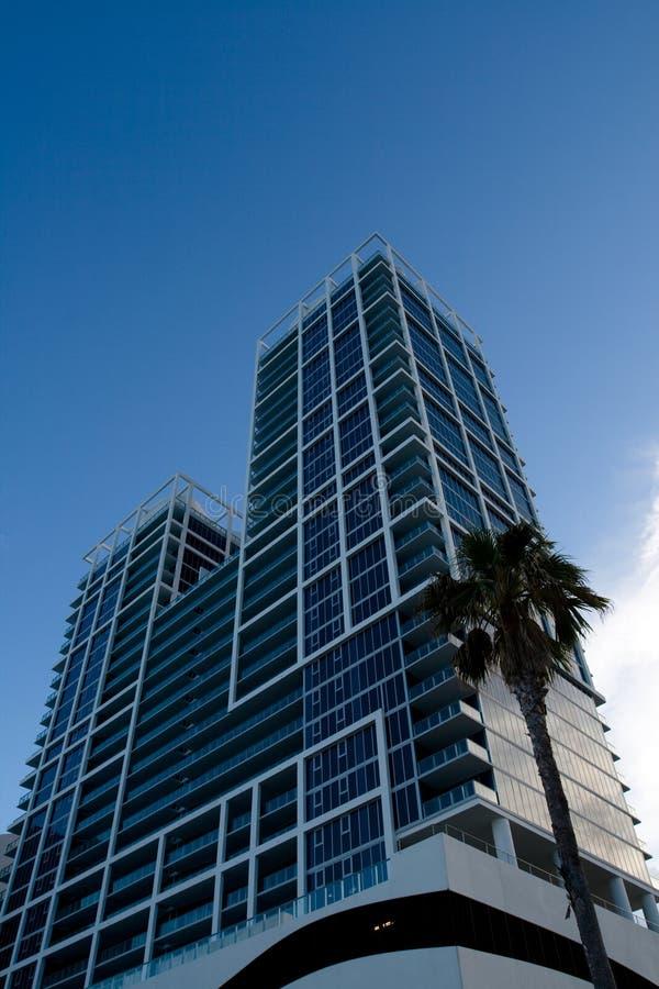 Hohes Anstieg-Gebäude stockfotografie