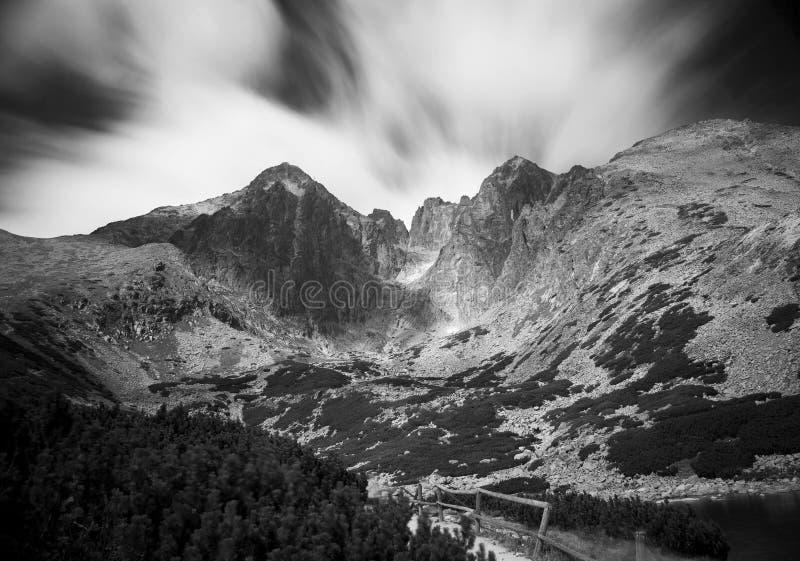 Hohes Tatras Stockfotografie