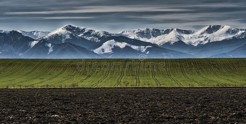 Hohes Tatras-Foto lizenzfreie stockbilder