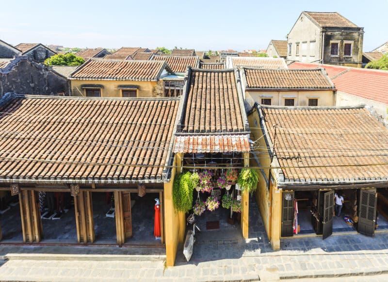Hoi древний город, Вьетнам стоковые фото