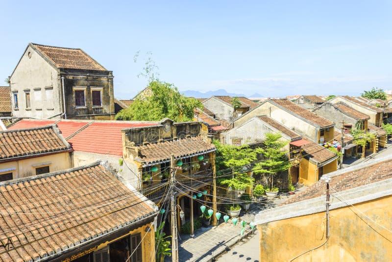 Hoi древний город, Вьетнам стоковые изображения rf