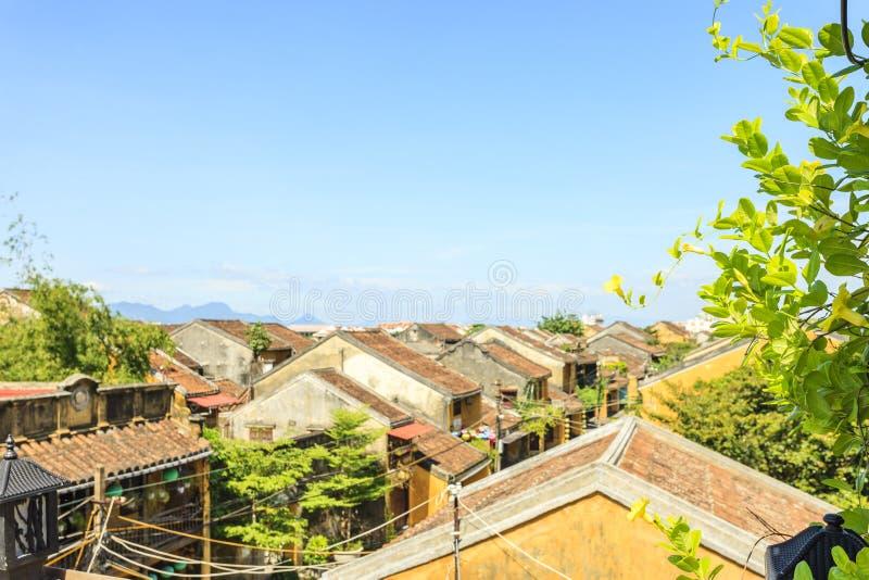 Hoi древний город, Вьетнам стоковое изображение
