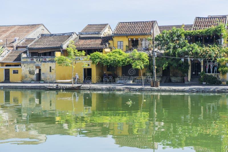 Hoi An Ancient stad, Quang Nam landskap, Vietnam royaltyfri fotografi