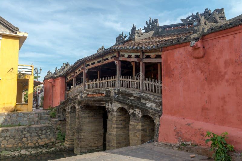 Download Hoi An Ancient Stad Under Morgon Fotografering för Bildbyråer - Bild av destinationer, downtown: 106830701