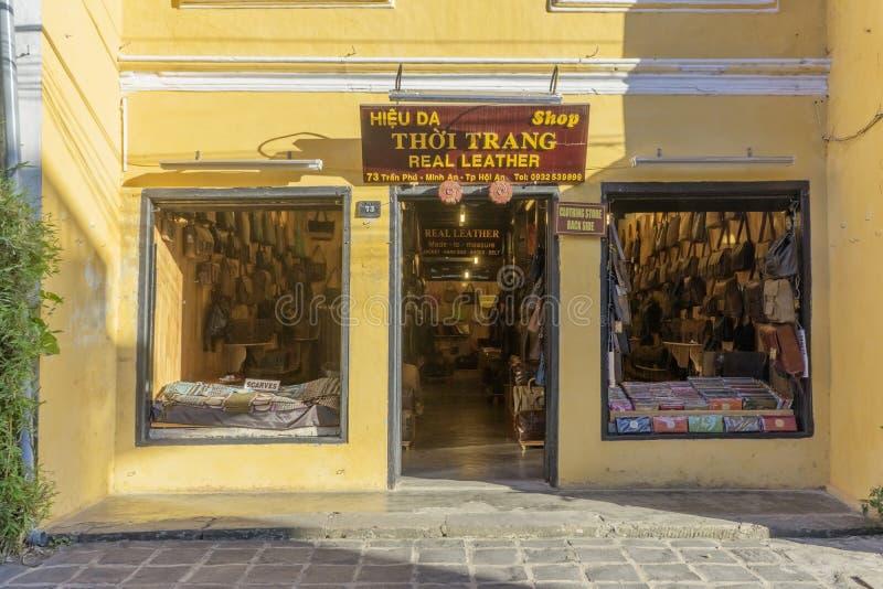 Hoi An Ancient town, Quang Nam province, Vietnam stock photos