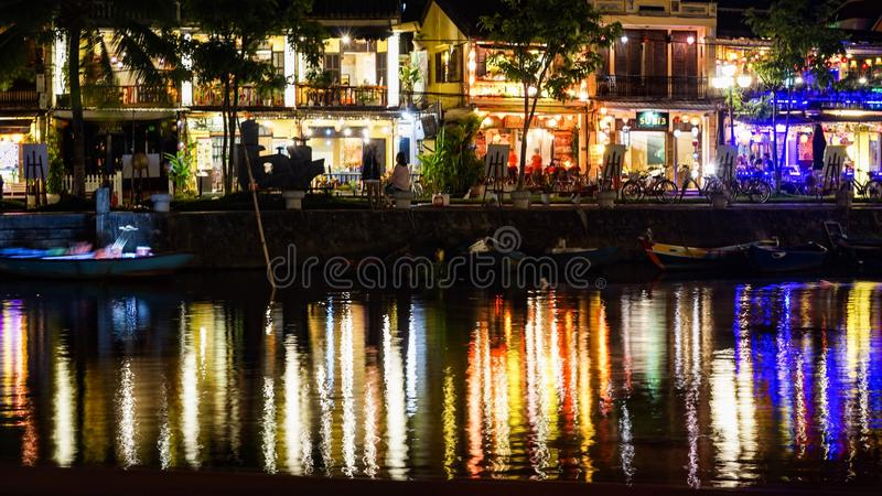 HOI AN royalty free stock photography
