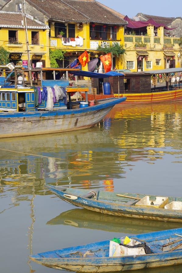 Hoi An, ciudad vieja en Vietnam fotos de archivo libres de regalías