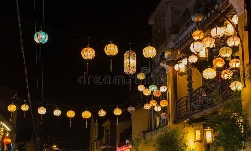 Hoi An Lanterns photos stock