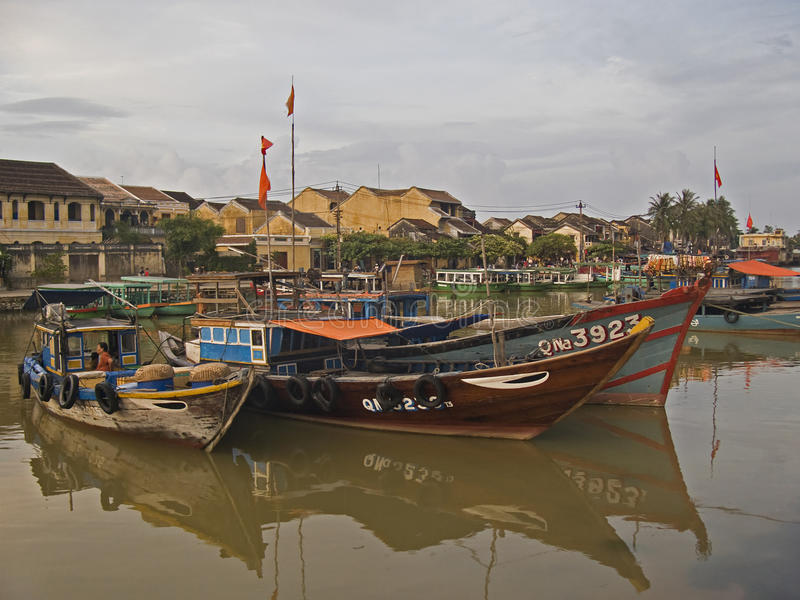 Hoi An,Vietnam royalty free stock image