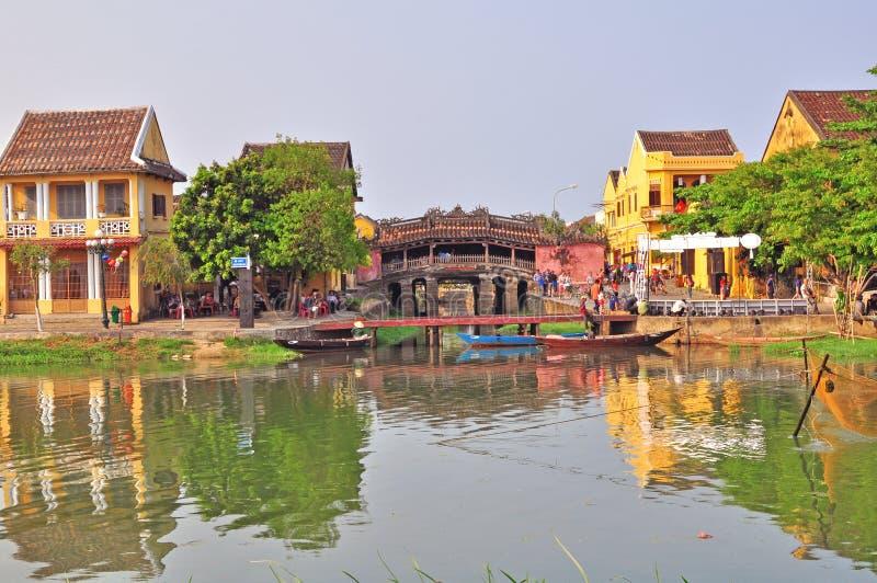 Hoi, Vietnam imagens de stock royalty free