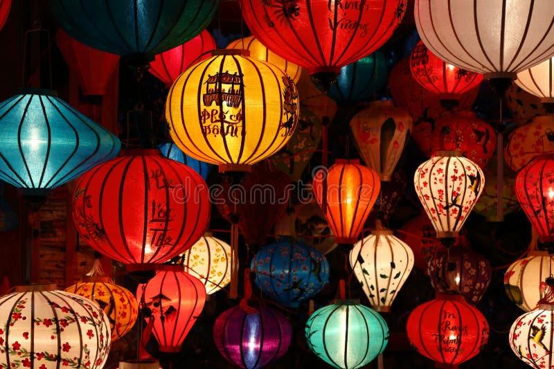 Hoi, Vietnam stockfoto
