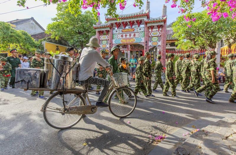 Hoi An, Vietnam stock photo