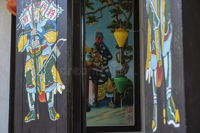 Hoi An, Vietname imagens de stock