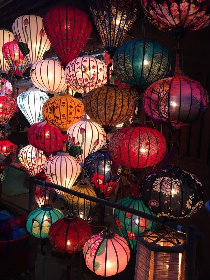 Hoi - Wietnam fotografia stock