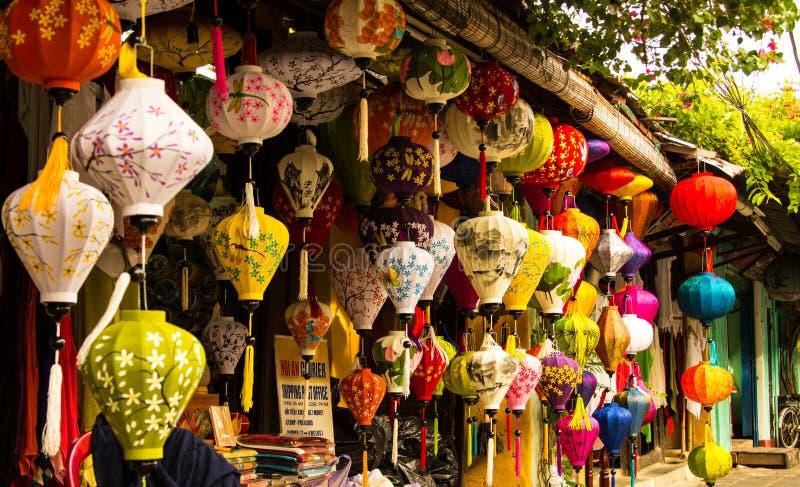 Hoian Vietnam lizenzfreies stockfoto